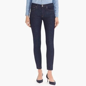 "J. Crew 8"" toothpick in classic wash"